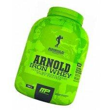 Iron Whey Arnold Schwarzenegger Series 2270 грамм