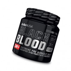 Black Blood CAF+ 300 грамм BioTech USA Nutrition