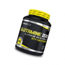 Glutamine Zero 300 грамм BioTech USA Nutrition