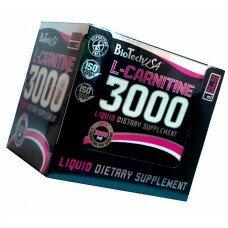 L-Carnitine 3000 BioTech 20 ампул x 25 мл
