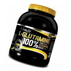 100% L-Glutamine BioTech 500 грамм