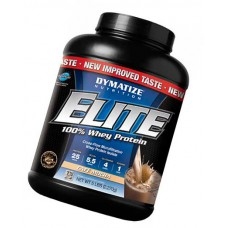 Elite 100% Whey Protein Dymatize Nutrition 2270 грамм