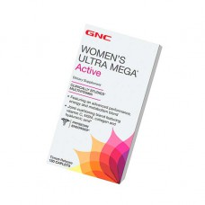 Womens Ultra Mega Active GNC 180 капсул
