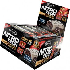 Nitrotech Crunch Bar (12 x 65g) MuscleTech