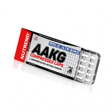 AAKG Compressed Caps 60 капсул Nutrend