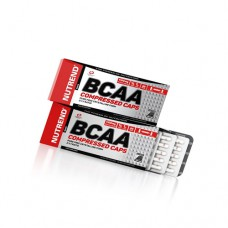 BCAA Compressed Caps 120 таблеток Nutrend
