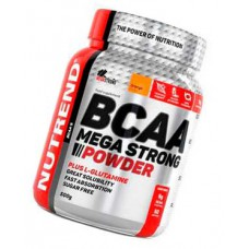 BCAA Mega Strong Powder Nutrend 500 грамм