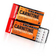 Carnitine Compressed Caps Nutrend 120 капсул