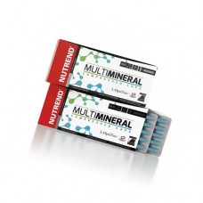 Multimineral Compressed Caps 60 капсул Nutrend