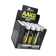 AAKG 7500 Extreme Shot 20x25 мл Olimp Sport Nutrition