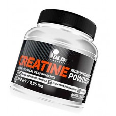 Сreatine monohydrate powder Olimp 250 грамм