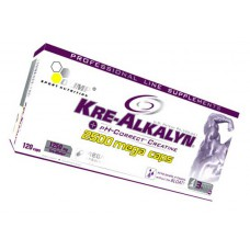 Kre-Alkalyn 2500 Mega Olimp 120 капсул
