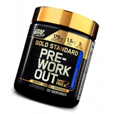 Gold Standard Pre Workout Optimum Nutrition 300 грамм