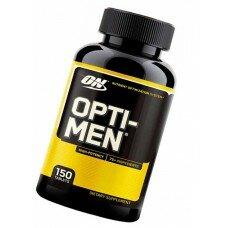 Opti Men Optimum Nutrition 150 таблеток