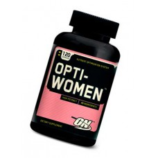 Opti Women Optimum Nutrition 120 капсул