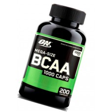 Bcaa 1000 caps Optimum Nutrition 200 капсул