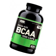 Bcaa 1000 caps Optimum Nutrition 400 капсул
