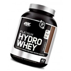 Platinum Hydrowhey Optimum Nutrition 1590 грамм