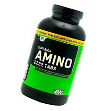 Superior Amino 2222 Tabs Optimum Nutrition 160 таблеток