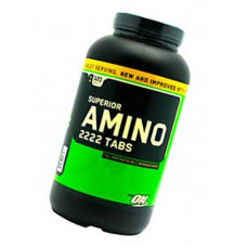Superior Amino 2222 Tabs Optimum Nutrition 320 таблеток