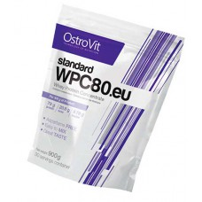 Standart WPC 80 Whey Protein Concentrate Ostrovit 900 грамм
