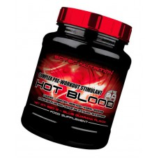 Hot Blood 3.0 Scitec Nutrition 820 грамм