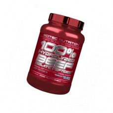 100% Hydro Beef Peptid 0,9 кг Scitec Nutrition