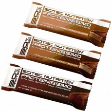 Protein Bars Proteinissimo 50 г Scitec Nutrition