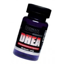 DHEA 50 mg Ultimate Nutrition 100 капсул