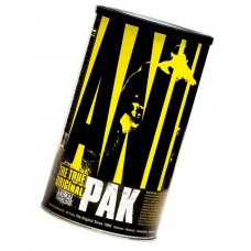 Animal Pak Universal Nutrition 44 пакета