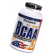 BCAA Weider 260 таблеток