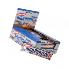 Low Carb High Protein Bar (24 x 50g) Weider