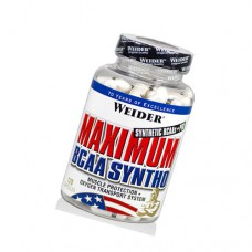 Maximum BCAA Syntho 120 капсул Weider