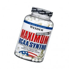 Maximum BCAA Syntho 240 капсул Weider