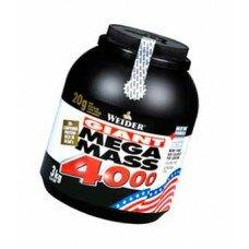 Mega Mass 4000 Weider 3000 грамм