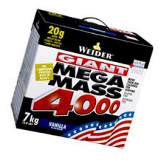 Mega Mass 4000 Weider 7000 грамм