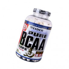 Pure BCAA 270 капсул Weider