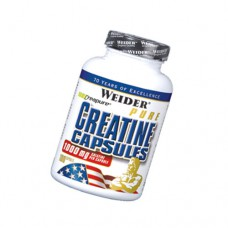 Pure Creatine Caps 200 капсул Weider