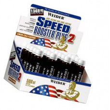 Speed Booster plus 2 Weider 20 ампул по 25 мл