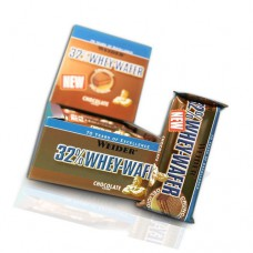 32% Whey Wafer (24 x 35g) Weider