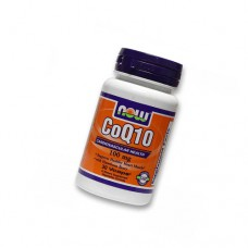 CoQ10 100 mg 30 капсул NOW