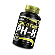 BioTech Creatine pHX 90 капсул