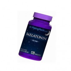 Melatonin 10 мг 120 таблеток Piping Rock