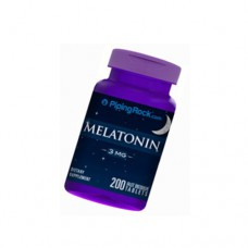 Melatonin 3 мг 200 таблеток Piping Rock