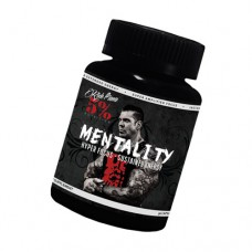 Mentality 90 капсул Rich Piana 5% Nutrition