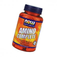 NOW Amino Complete 120 капсул