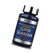Scitec Super Guarana 100 таблеток