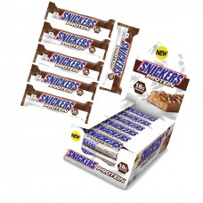 Snickers Protein Bar (12 x 57g) Mars Chocolate Drinks and Treats