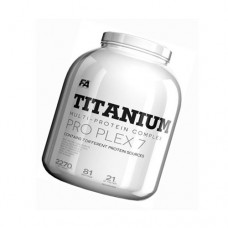 Titanium Pro Plex 7 2270 грамм Fitness Authority