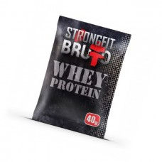 Strong Fit Bruto Whey Protein 40 грамм